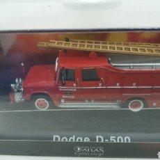 Modelos a escala: CAMIÓN DE BOMBEROS DODGE D500.. Lote 196796457