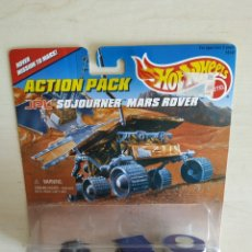 Modelos a escala: HOT WHEELS ACTION PACK ROVER MISSION TO MARS BLISTER SIN ABRIR MATTEL AÑO 1996. Lote 197101211
