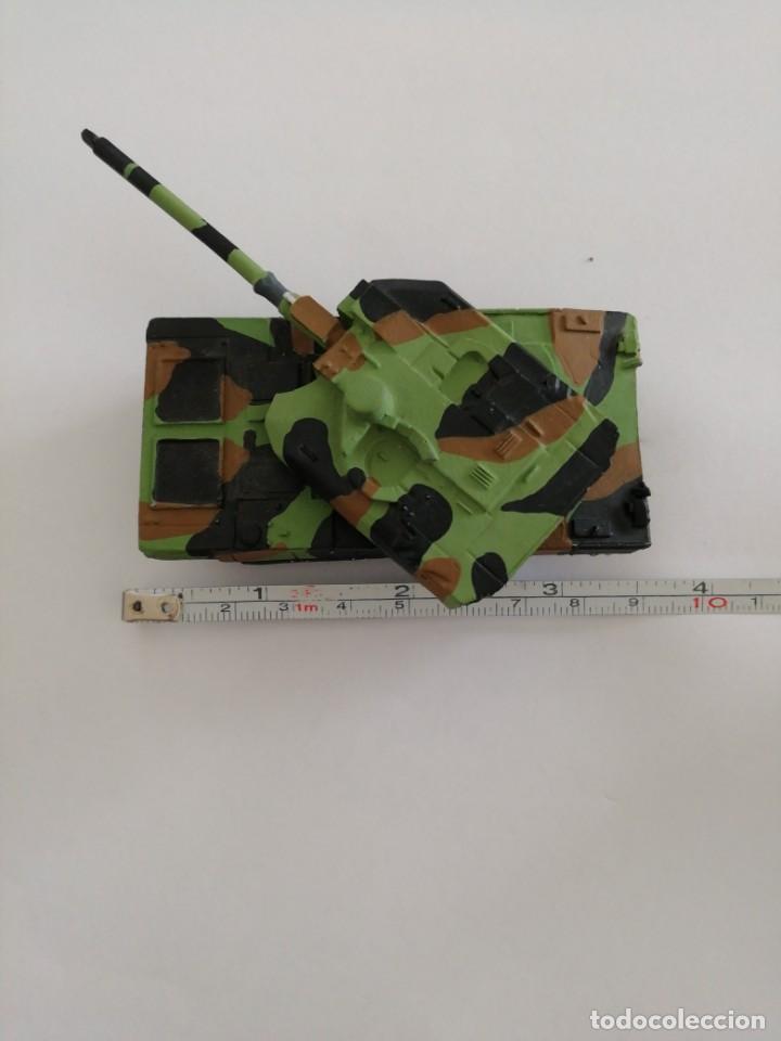 Modelos a escala: Tanque de plomo Leclero - Foto 3 - 198116122