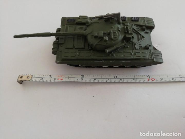 Modelos a escala: Tanque de plomo T72 - Foto 3 - 198116463