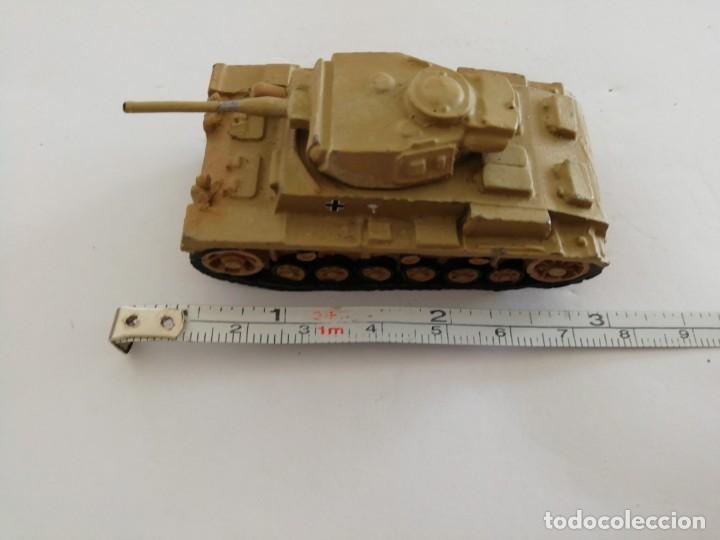 Modelos a escala: Tanque de plomo - Foto 3 - 198116618