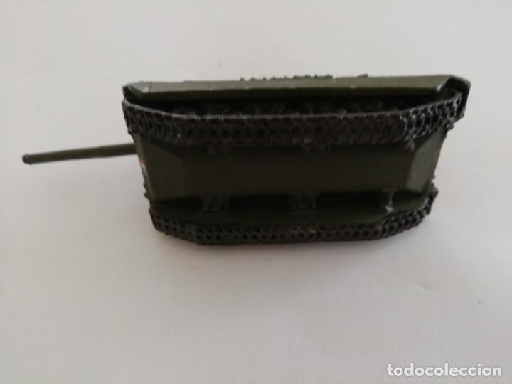 Modelos a escala: Tanque de plomo - Foto 2 - 198116728