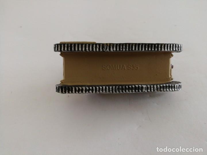 Modelos a escala: Tanque de plomo. Somua S35 - Foto 2 - 198119191