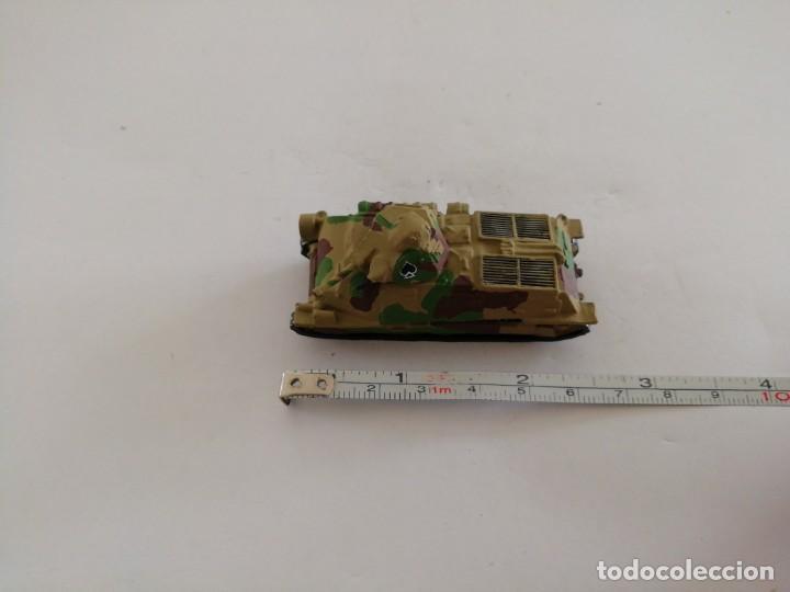 Modelos a escala: Tanque de plomo. Somua S35 - Foto 3 - 198119191
