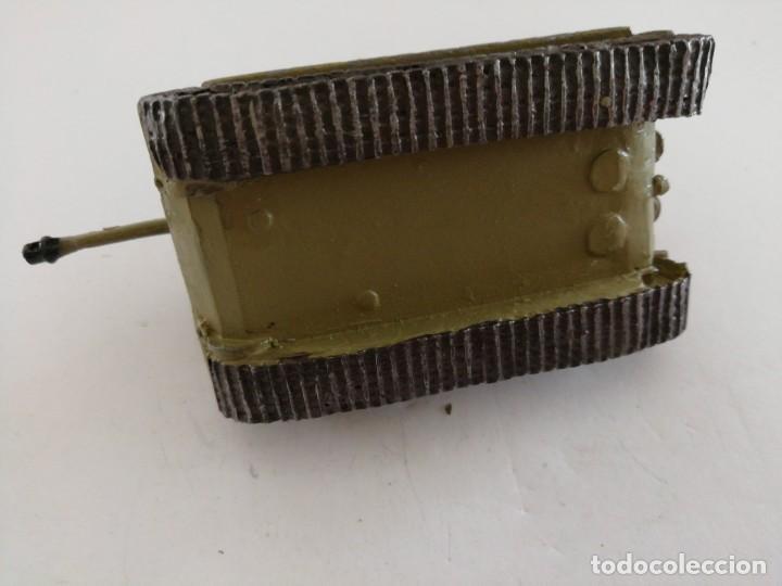 Modelos a escala: Tanque de plomo. - Foto 2 - 198119247