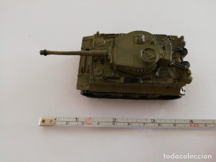 Modelos a escala: Tanque de plomo. - Foto 3 - 198119247