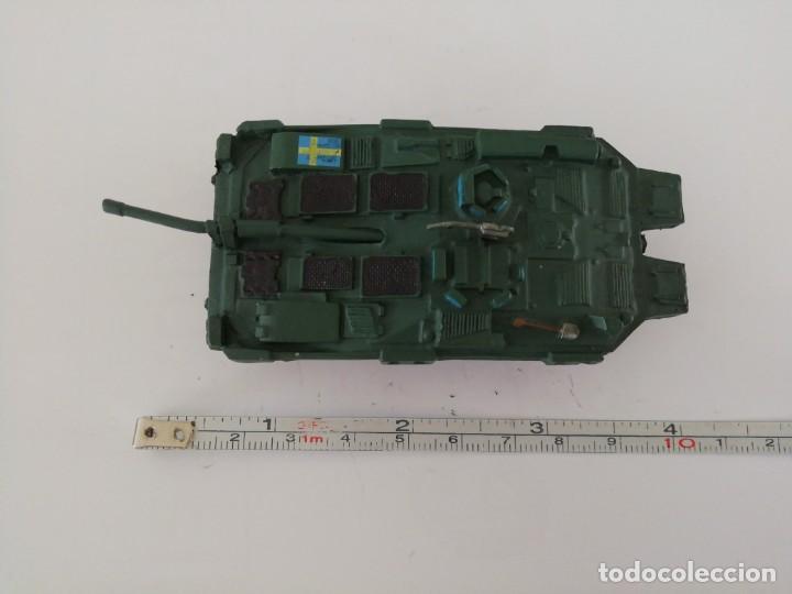 Modelos a escala: Tanque de plomo. - Foto 2 - 198182215