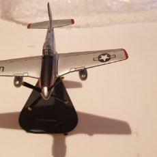 Modelos a escala: AVION F - 51D MUSTANG USAF DE METAL URBIS FABBRI. Lote 198254116