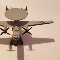 Modelos a escala: AVION E - 2CJ GRUMMAN DE METAL COLECCION DEL PRADO. Lote 198254658