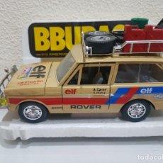 Modelos a escala: BURAGO RANGE ROVER SAFARI. Lote 200391307