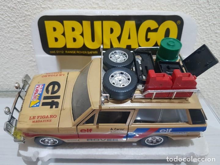 Modelos a escala: BURAGO RANGE ROVER SAFARI - Foto 2 - 200391307