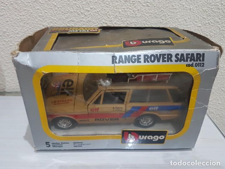 Modelos a escala: BURAGO RANGE ROVER SAFARI - Foto 5 - 200391307