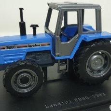 Modelos a escala: TRACTOR LANDINI 8880 DE 1988.. Lote 202652770