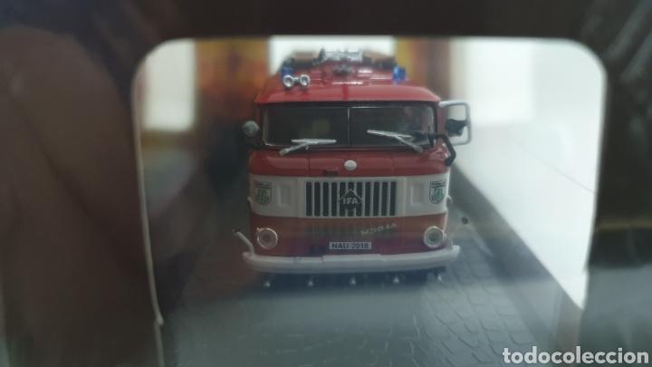 Modelos a escala: Camión de bomberos IFA W50. - Foto 2 - 202695042