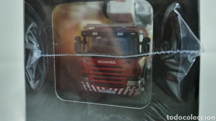 Modelos a escala: Camión de bomberos Scania Aerial. - Foto 2 - 202695701