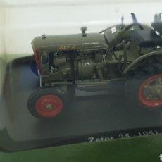 Modelos a escala: TRACTOR ZETOR 25 DE 1951.. Lote 203083101