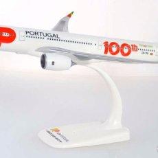 Modèles réduits: PRECIOSO AVIÓN AIRBUS A330NEO TAP PORTUGAL HERPA 1:200. Lote 220813903