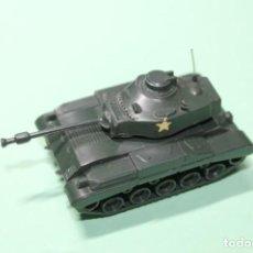 Modelos a escala: TANQUE AMERICANO M41. MARCA EKO. VER FOTOS. AÑOS 60-70. ESCALA HO.-1:86. MADE IN SPAIN. VER FOTOS.. Lote 204224381