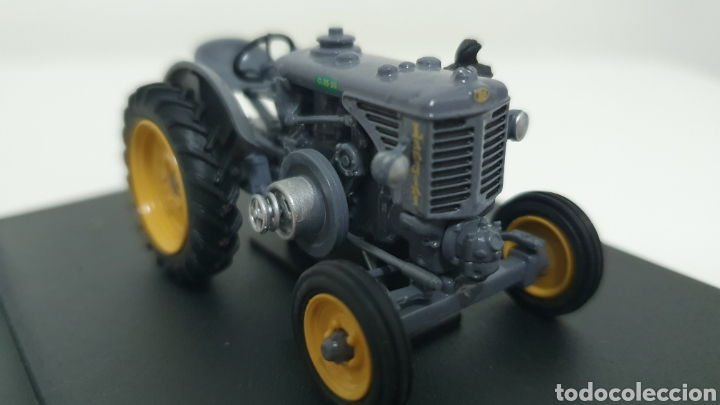 Modelos a escala: Tractor Landini L25 de 1950. - Foto 2 - 204720225