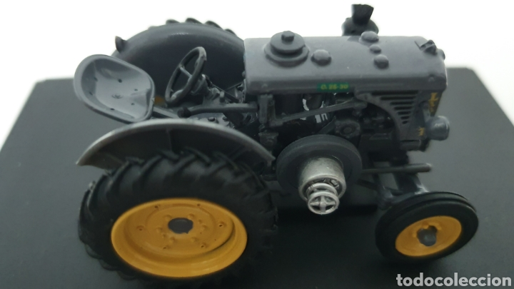 Modelos a escala: Tractor Landini L25 de 1950. - Foto 3 - 204720225