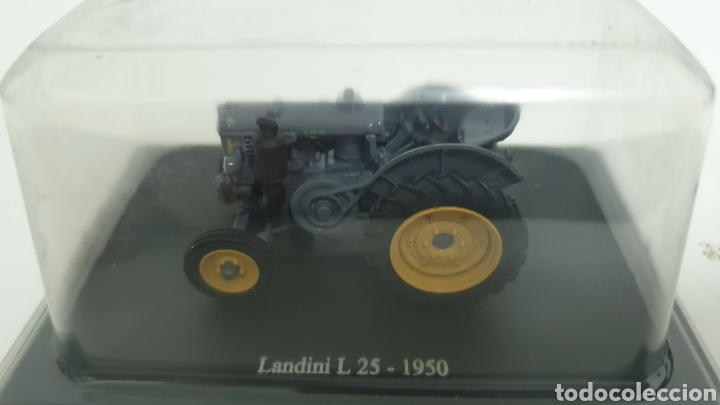 Modelos a escala: Tractor Landini L25 de 1950. - Foto 5 - 204720225
