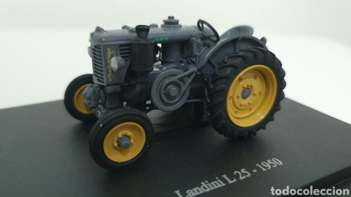 TRACTOR LANDINI L25 DE 1950. (Juguetes - Modelos a escala)