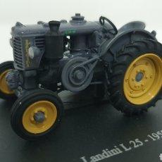 Modelos a escala: TRACTOR LANDINI L25 DE 1950.. Lote 204720225