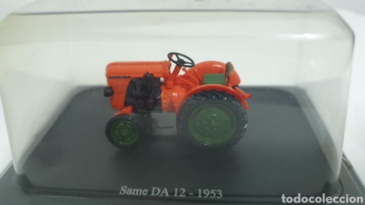 Modelos a escala: Tractor Same DA 12 de 1953. - Foto 5 - 204721760