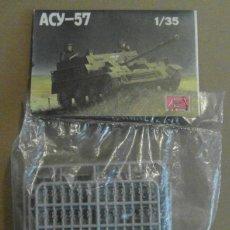 Modelos a escala: AER ASU-57 1/35. Lote 206329783