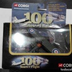 Modelli in scala: CORGI CLASSICS SOPWITH CAMEL. Lote 206333545