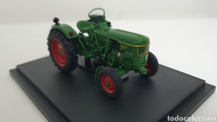 Modelos a escala: Tractor Deutz 3005 de 1967. - Foto 2 - 206335516