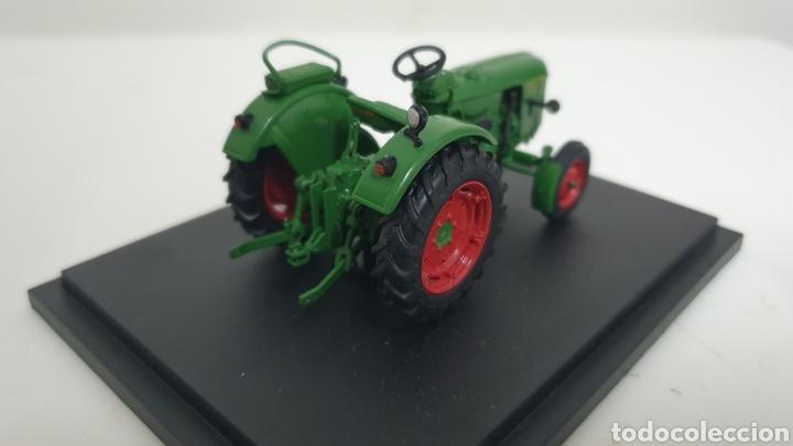 Modelos a escala: Tractor Deutz 3005 de 1967. - Foto 3 - 206335516