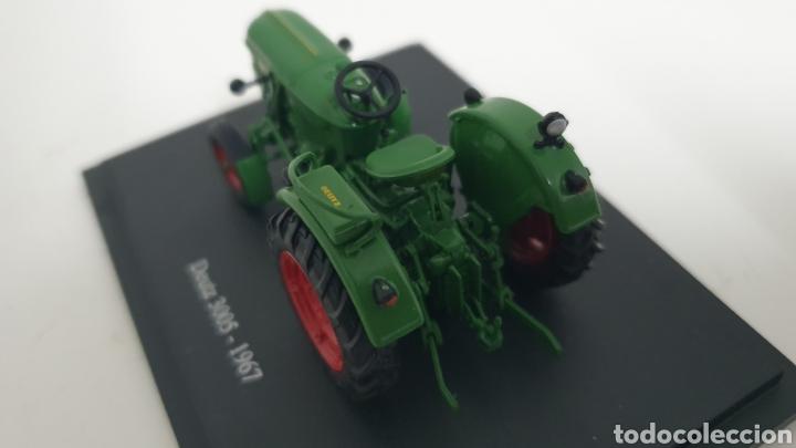 Modelos a escala: Tractor Deutz 3005 de 1967. - Foto 4 - 206335516