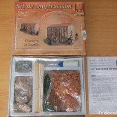"""Modelos a escala: KIT CONSTRUCCIÓN """" ROMANICO EN ESPAÑA: SANTA MARIA DE NARANCO ( OVIEDO) S.IX. Lote 206768571"""