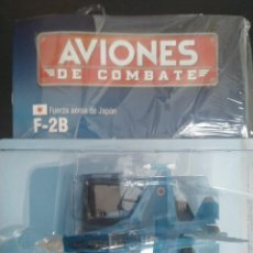 Modelos a escala: SALVAT. AVIONES DE COMBATE #11. F-2B FUERZAS AÉREAS DE JAPÓN.. Lote 207180137