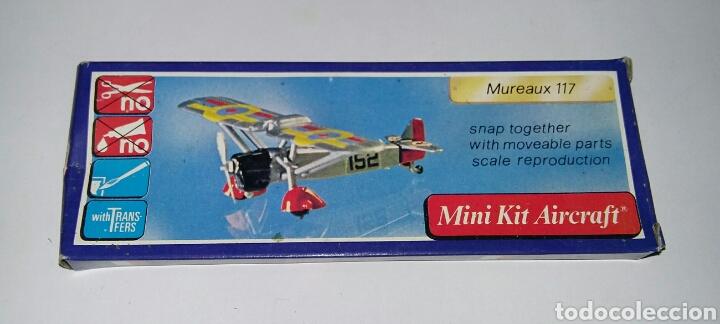 Modelos a escala: LOTE 7 AVIONES MINIATURA. KLIC WORLD. NUEVOS EN CAJA. MINI KIT AIRCRAFT. PLASTIC MODEL KIT. - Foto 7 - 209879658