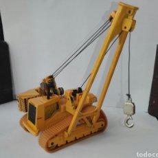 Modelos a escala: -TRACTOR DE CADENAS- CATEPILLAR 591 -TIENDE TUBOS- JOAL. Lote 212369755