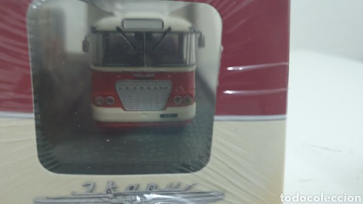 Modelos a escala: Autobús Ikarus 620 de 1959. - Foto 2 - 212385966
