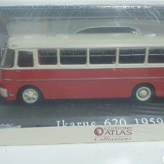 Modelos a escala: AUTOBÚS IKARUS 620 DE 1959.. Lote 212385966