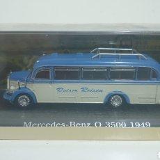 Modelos a escala: AUTOBÚS MERCEDES BENZ O 3500 DE 1949.. Lote 245551320