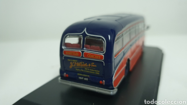 Modelos a escala: Autobús Burlingham Seagull. - Foto 3 - 212436322