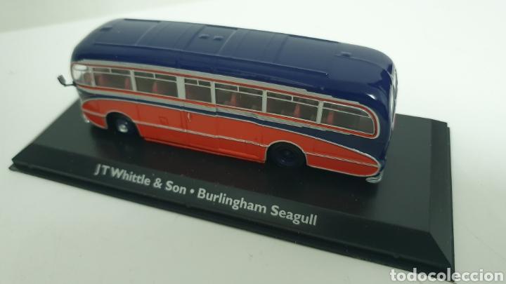 Modelos a escala: Autobús Burlingham Seagull. - Foto 4 - 212436322
