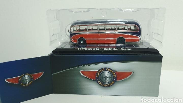 Modelos a escala: Autobús Burlingham Seagull. - Foto 5 - 212436322