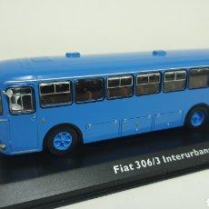 Modelos a escala: AUTOBÚS FIAT 306/3 INTERURBANO.. Lote 212437041