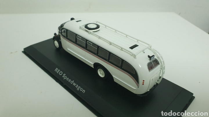 Modelos a escala: Autobús Reo Sperdwagon. - Foto 4 - 212438646