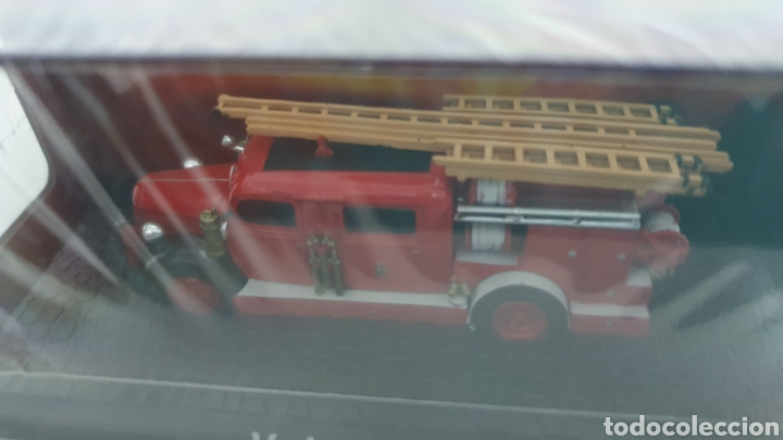Modelos a escala: Camión bomberos Volvo B 11. - Foto 4 - 212464025