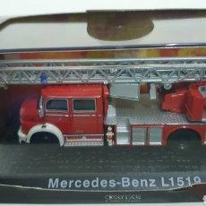 Modelos a escala: CAMIÓN BOMBEROS MERCEDES BENZ L1519.. Lote 262167760