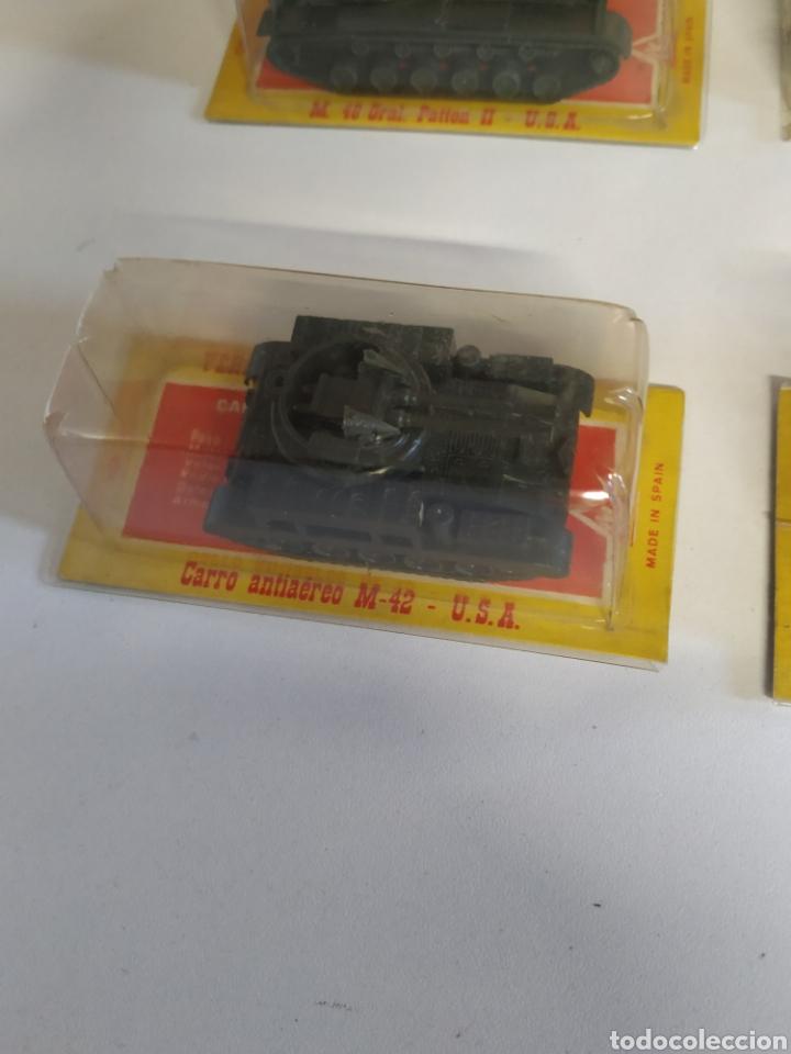 Modelos a escala: 11 tanques , vehículos militares EKO años 70 - Foto 8 - 214126250