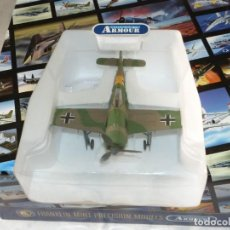 Modelos a escala: FW190 ANTON MADER 1/48 METAL,FRANKLIN MINT,COLLECTION ARMOUR. Lote 214246140
