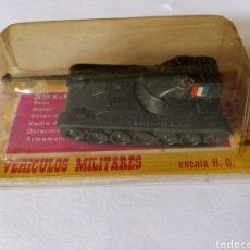 Modelos a escala: EKO TANQUE MILITAR AMX 13 FRANCIA - AÑOS 60. Lote 214727971